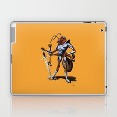 Soldiering On (colour) Laptop & iPad Skin