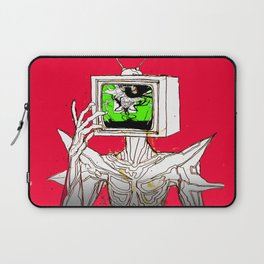 TV HEAD Laptop Sleeve