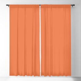 151. Ouni (Yellow-Red Lead) Blackout Curtain