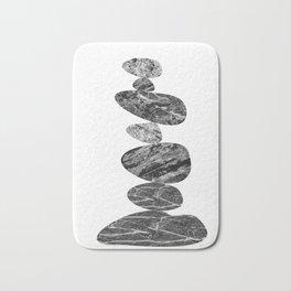 Stone Cairn Bath Mat