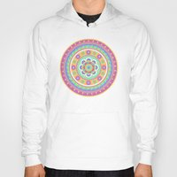 zentangle Hoodies featuring zentangle by Alapapaju