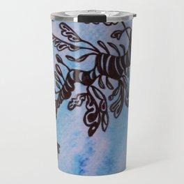 Leafy Sea Dragon Travel Mug