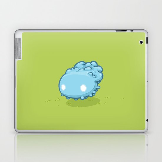 Marshmallow Blob Laptop & iPad Skin