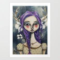 Enid Art Print