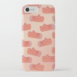 Logs, Logs, Logs! iPhone Case