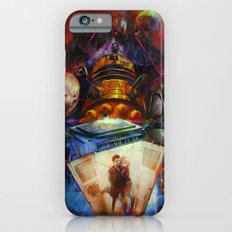 Doctor WHO : BRING IT ON ! Slim Case iPhone 6s