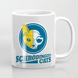 Schrödinger's Cats Coffee Mug