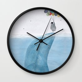 uplifting Wall Clock