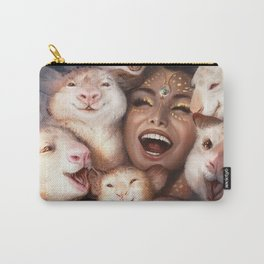 Drowning Joy Carry-All Pouch