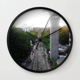 Bangkok City of Angels Wall Clock