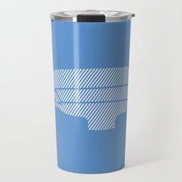 Niterói Contemporary Art Museum Travel Mug