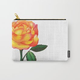 Rose are Red Carry-All Pouch