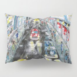 Downtown Pillow Sham
