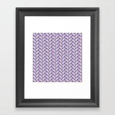 SNES On Repeat : True Colors Framed Art Print