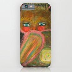 Pink Cheeks iPhone 6s Slim Case