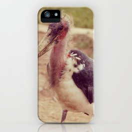 World's Ugliest Animal iPhone Case