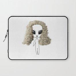 Judy the Judge Laptop Sleeve
