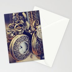 Time gone by Stationery Cards