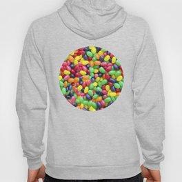 Jelly Bean Candy Photo Pattern Hoody