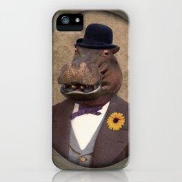 Mr. George E. Worthington iPhone Case