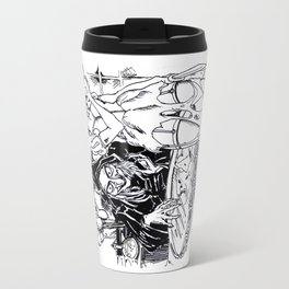 Dis Snow Whore & The Seven Grams (Snow White) Travel Mug