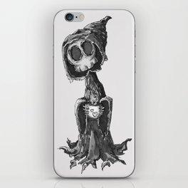 Grim Morning iPhone Skin