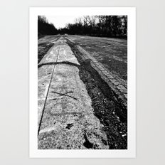 3 Miles Art Print