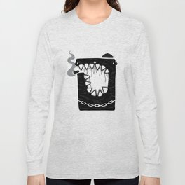 Zombie Hoodlum Long Sleeve T-shirt