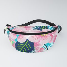 Floral Gift Fanny Pack