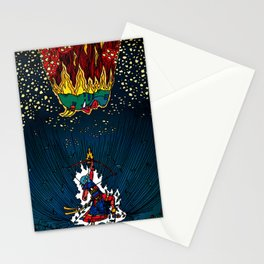 The Axiom Effect Compressed Stationery Cards