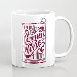 always sunny canned wine Coffee Mug
