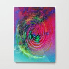 Colorful galaxy Metal Print