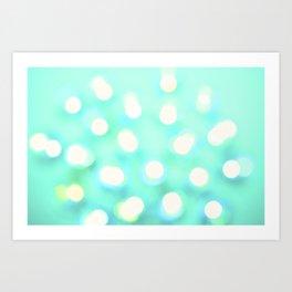 Circles 4714 Art Print