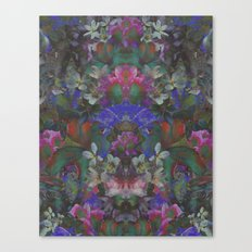 Midnight Garden Canvas Print