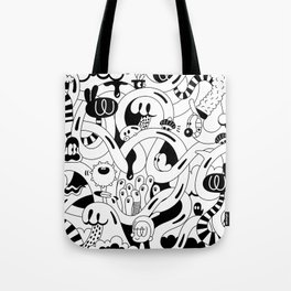 Endless surfing Tote Bag