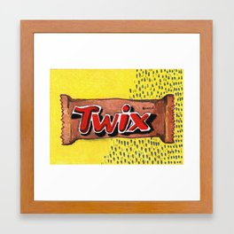TWIIXX!! Framed Art Print