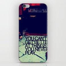 Get better iPhone & iPod Skin