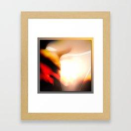 Erotica - 2 - Panties Framed Art Print