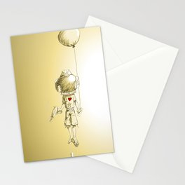Solar Kid Stationery Cards