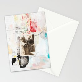 Way You Say Sorry by Kasia Avery Stationery Cards