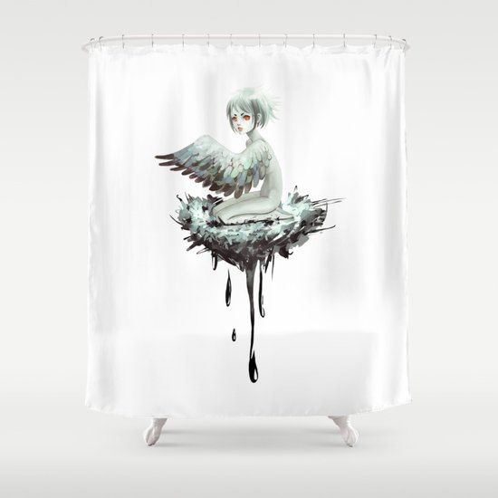 Nest Shower Curtain