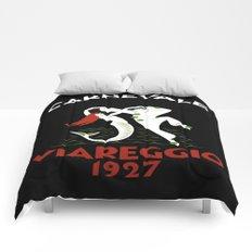 Viareggio Italy - Vintage Travel Comforters