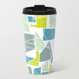 Abstract Architecture Travel Mug