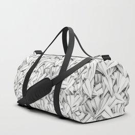 Paper planes Duffle Bag