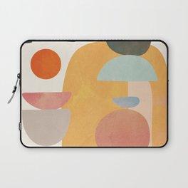 Modern Abstract Art 70 Laptop Sleeve