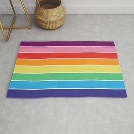 Follow the rainbow Rug