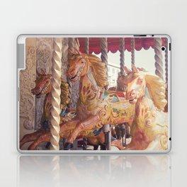 Three Horses Laptop & iPad Skin