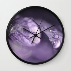 Mother Natures Spring-Jewels Wall Clock