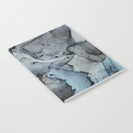Smoke Show - Alcohol Ink Painting Notebook