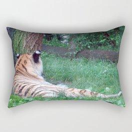 Bronx' Tiger Rectangular Pillow